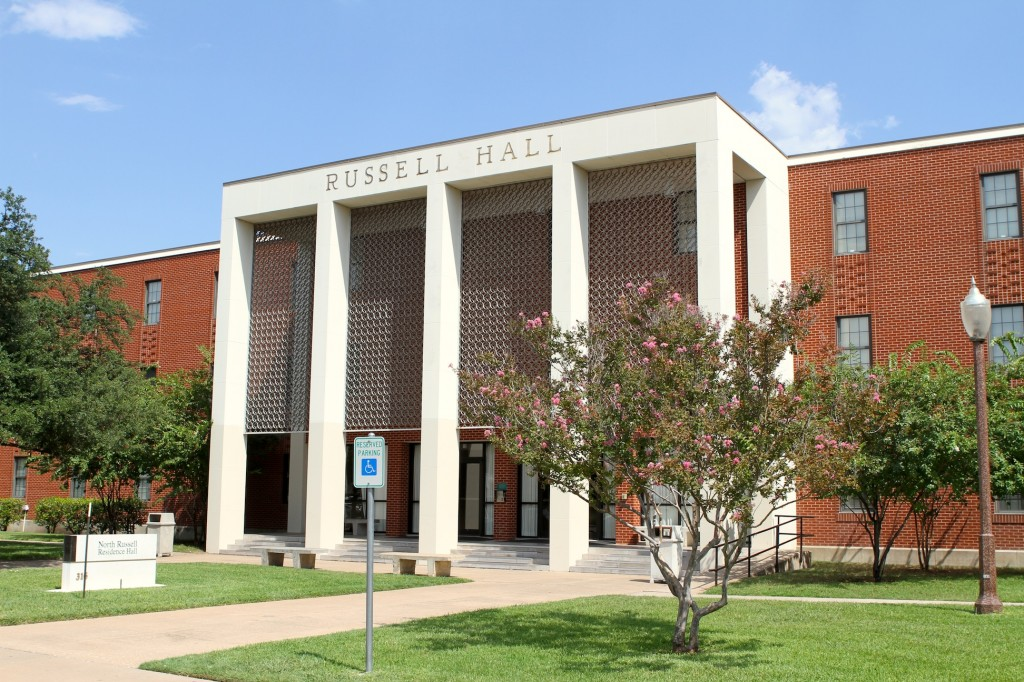 North Russell Hall celebrates 50 years