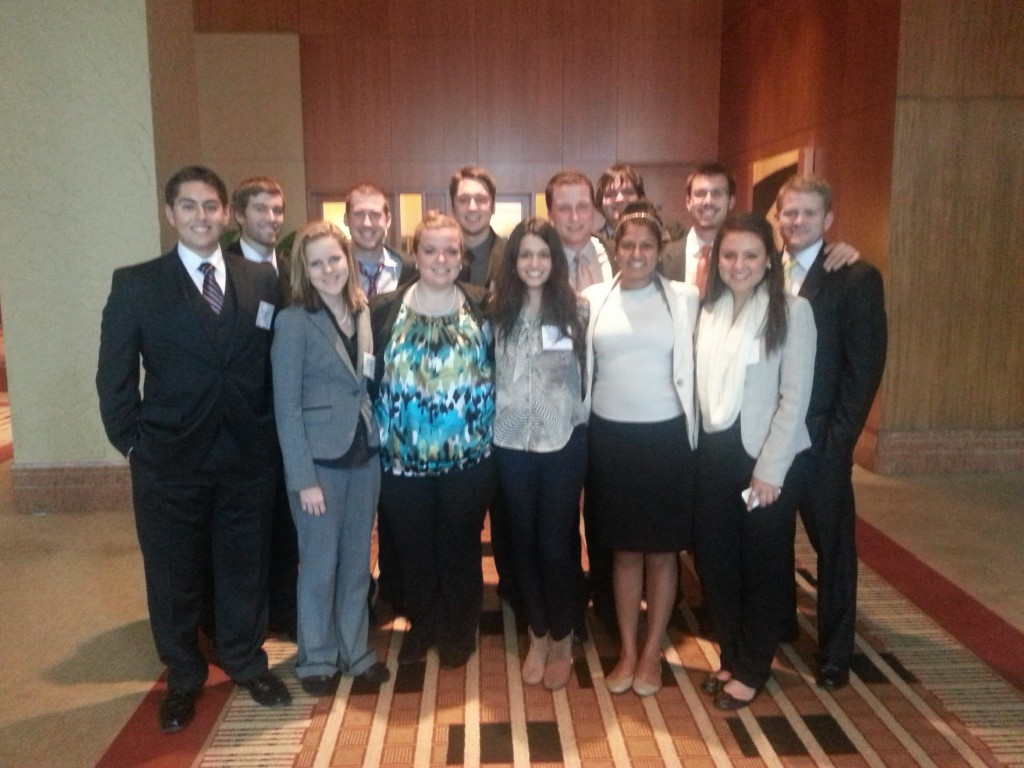 Model United Nations team excels at meet