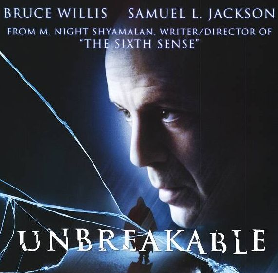 film appreciation unbreakable Find this pin and more on appreciating some of my favorite film actors/actresses ~ a fool, hostage, unbreakable the depth of my appreciation for.