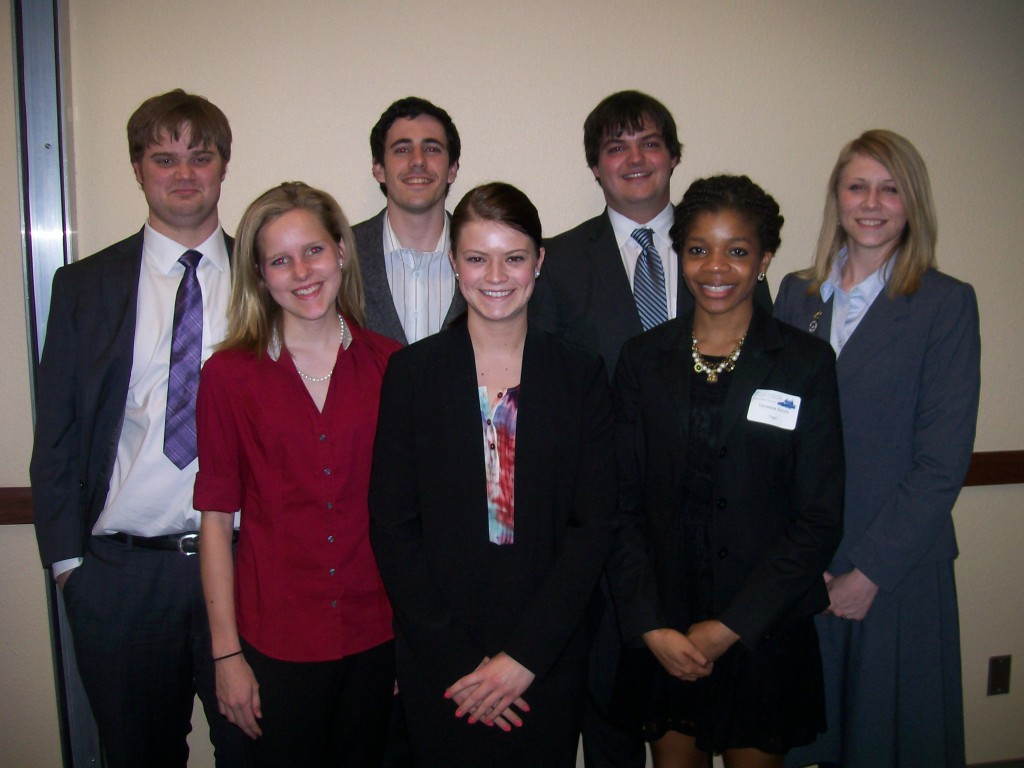 Baylor students win Model United Nations honors
