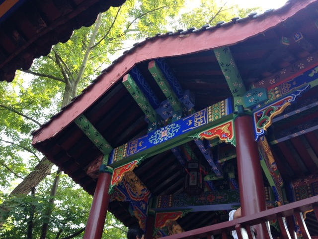 Baylor study abroad: Stephanie Kendall in China (part eight)