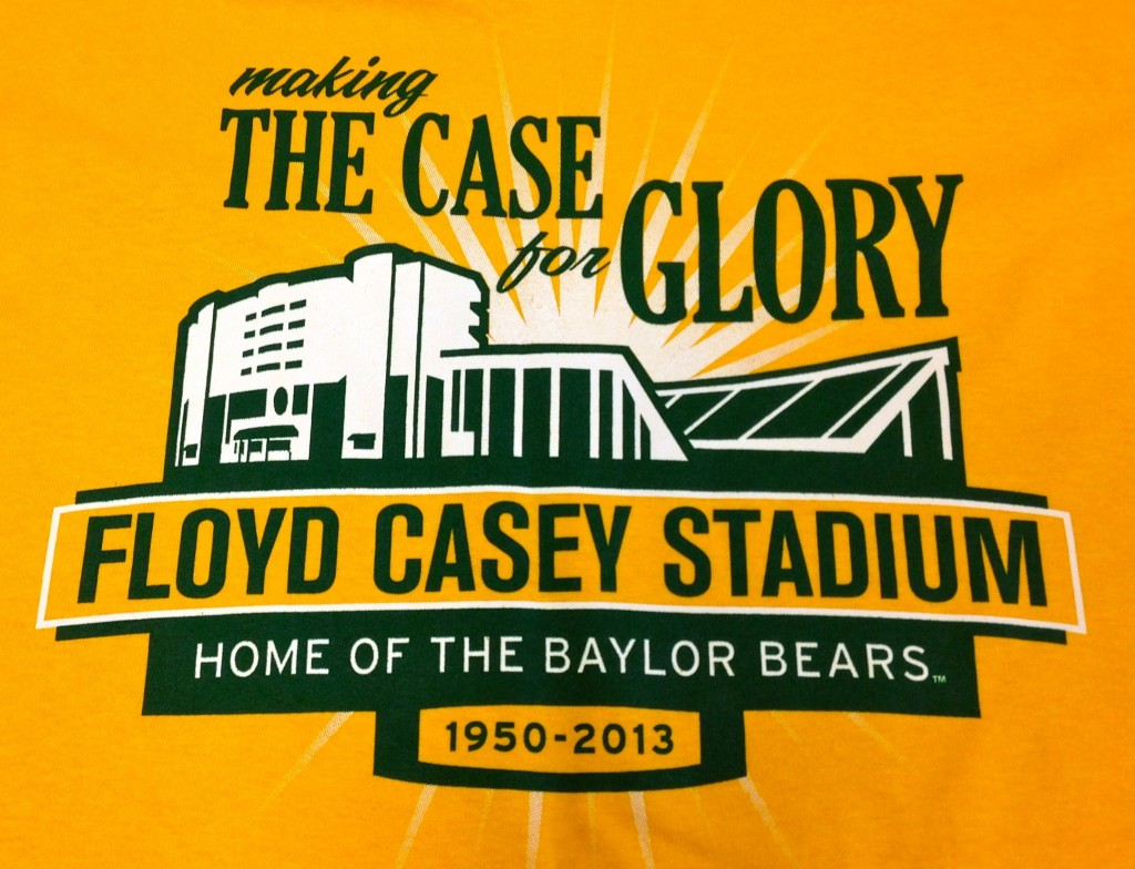 Baylor University: 2013 in review