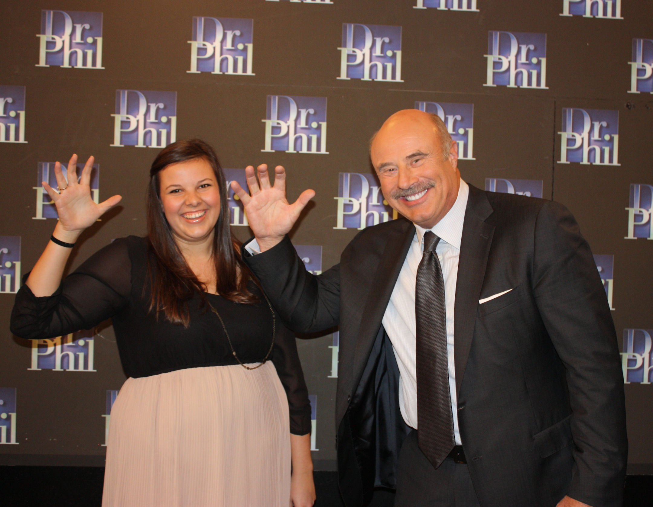 Working for Dr  Phil