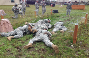 The 1st Brigade, 25th Infantry Division conducts training to earn the Expert Field Medic Badge.