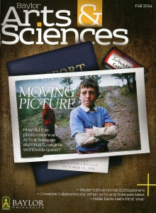 Fall 2014 A&S cover