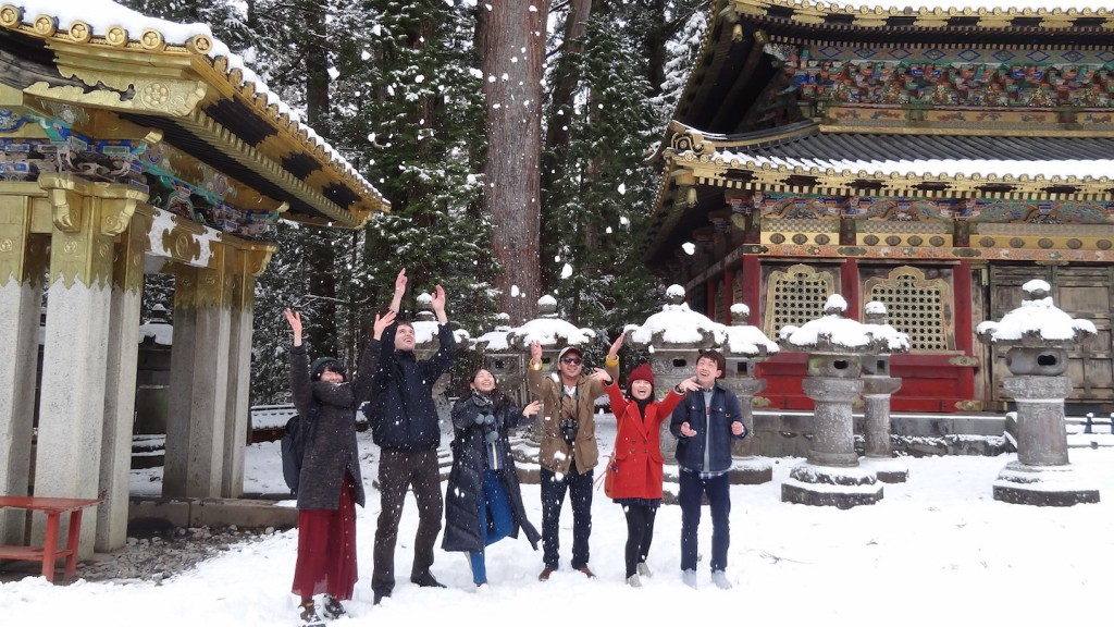 Baylor Study Abroad: Sean Nixon in Japan, Part 2