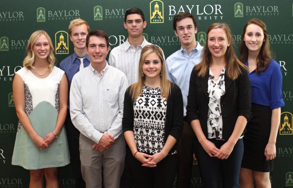 Baylor announces inaugural group of Hillis Scholars