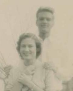 Vardaman with Ann Miller