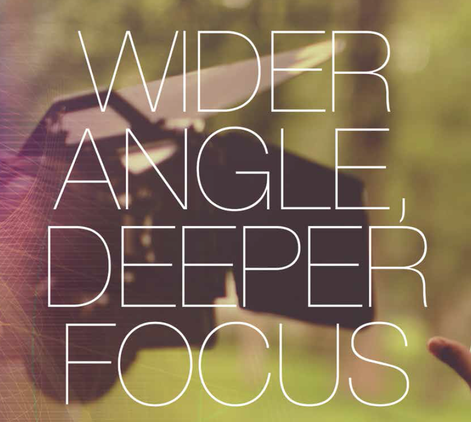 Baylor Arts & Sciences magazine, Fall 2015: Wider Angle, Deeper Focus