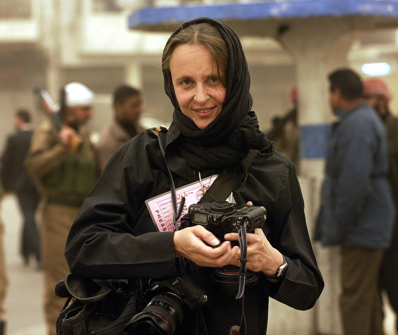 Alexandra Boulat, via National Geographic
