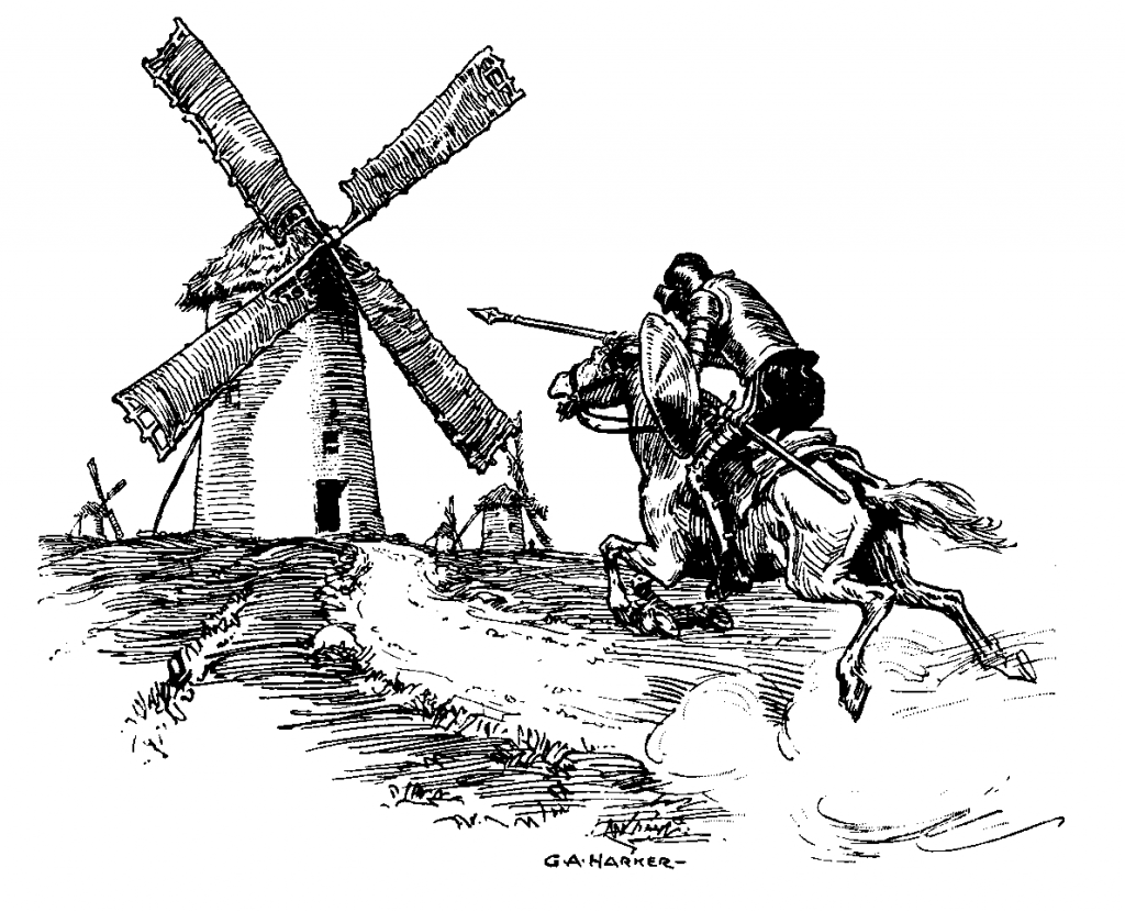 On Don Quixote