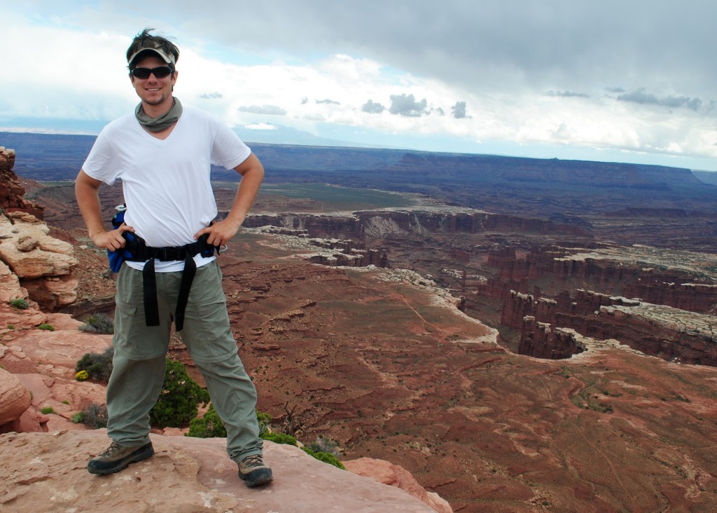Baylor geosciences student Joshua Brownlow wins national award for scientific paper