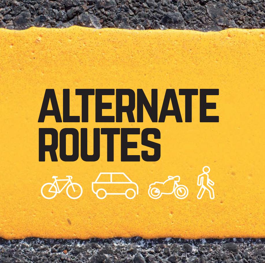 Baylor Arts & Sciences magazine: Alternate Routes