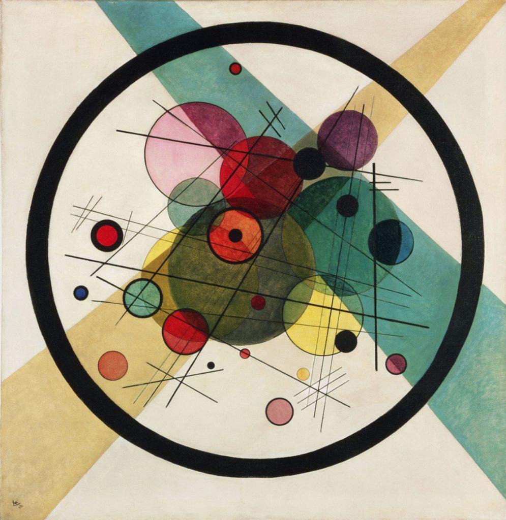 Baylor Arts & Sciences magazine: Circles in a Circle