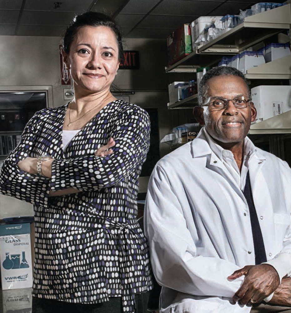 Baylor Arts & Sciences magazine: A Passion for Research