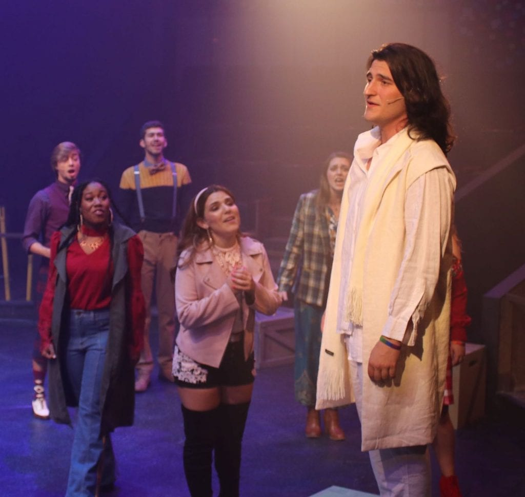 Baylor Theatre's production of Godspell seeks to inspire community within its audience
