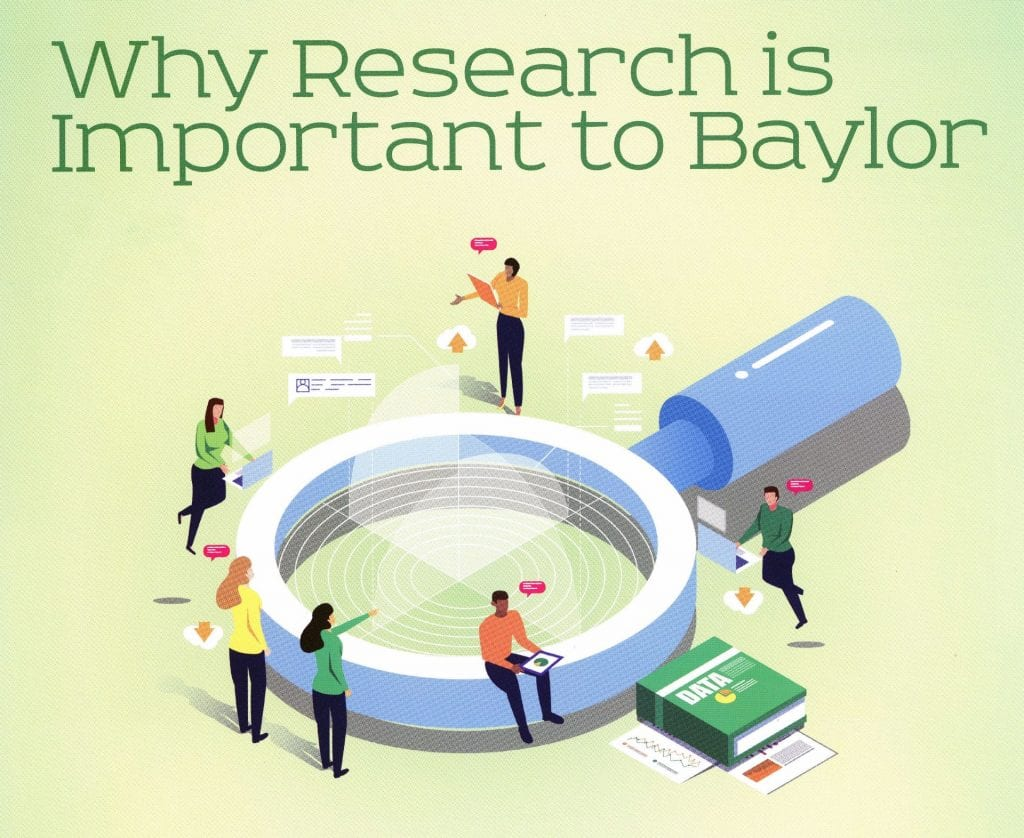 Why Research is Important to Baylor
