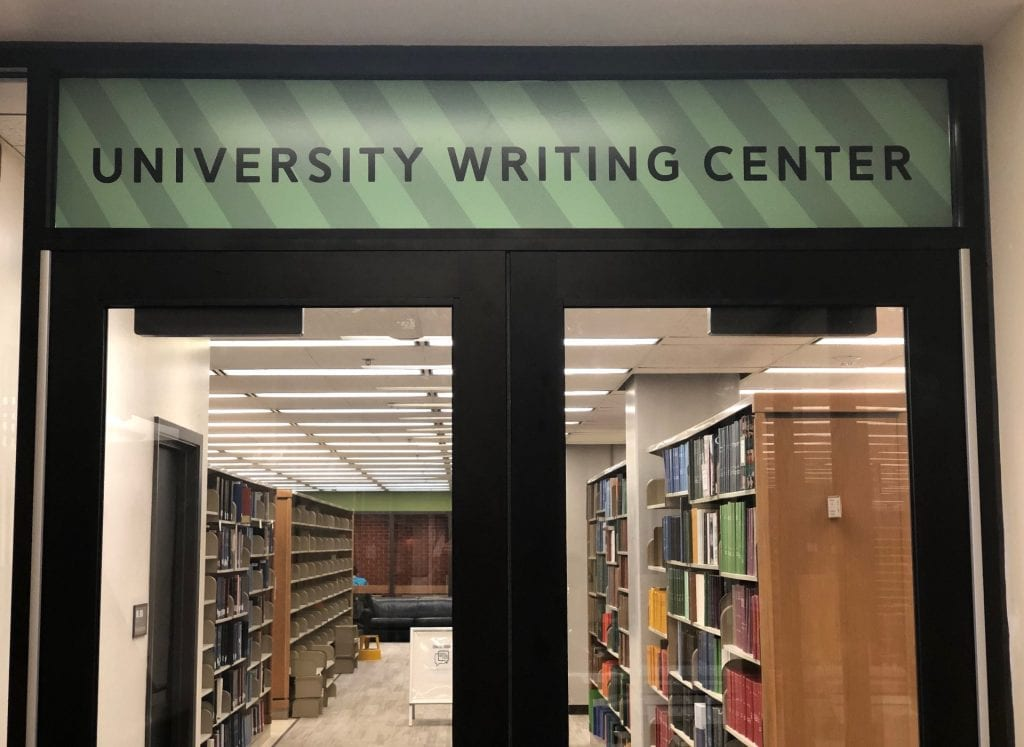 Baylor's Writing Center is expanding with a move to Moody Library