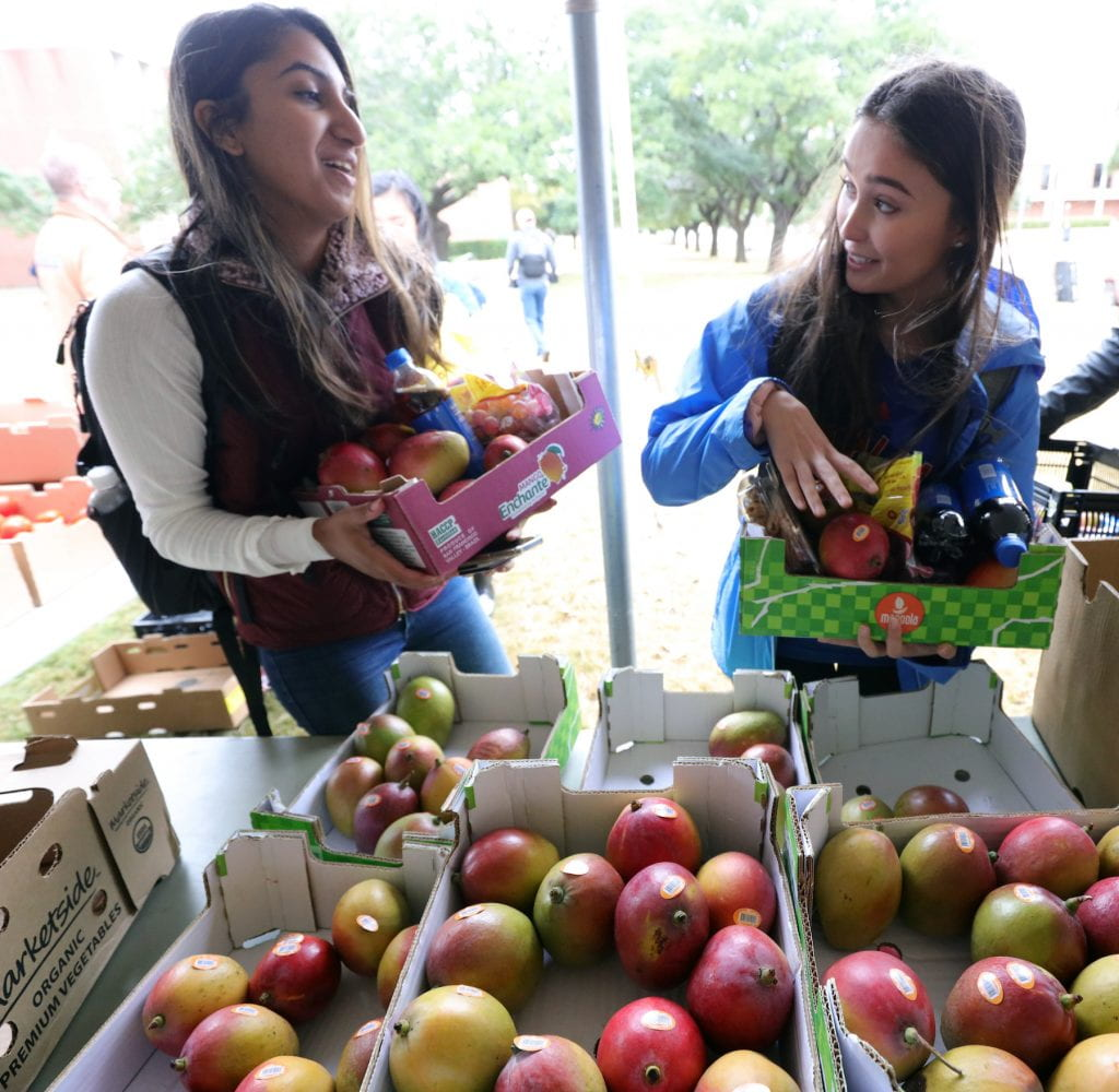 Baylor is making strides in reducing food insecurity on campus