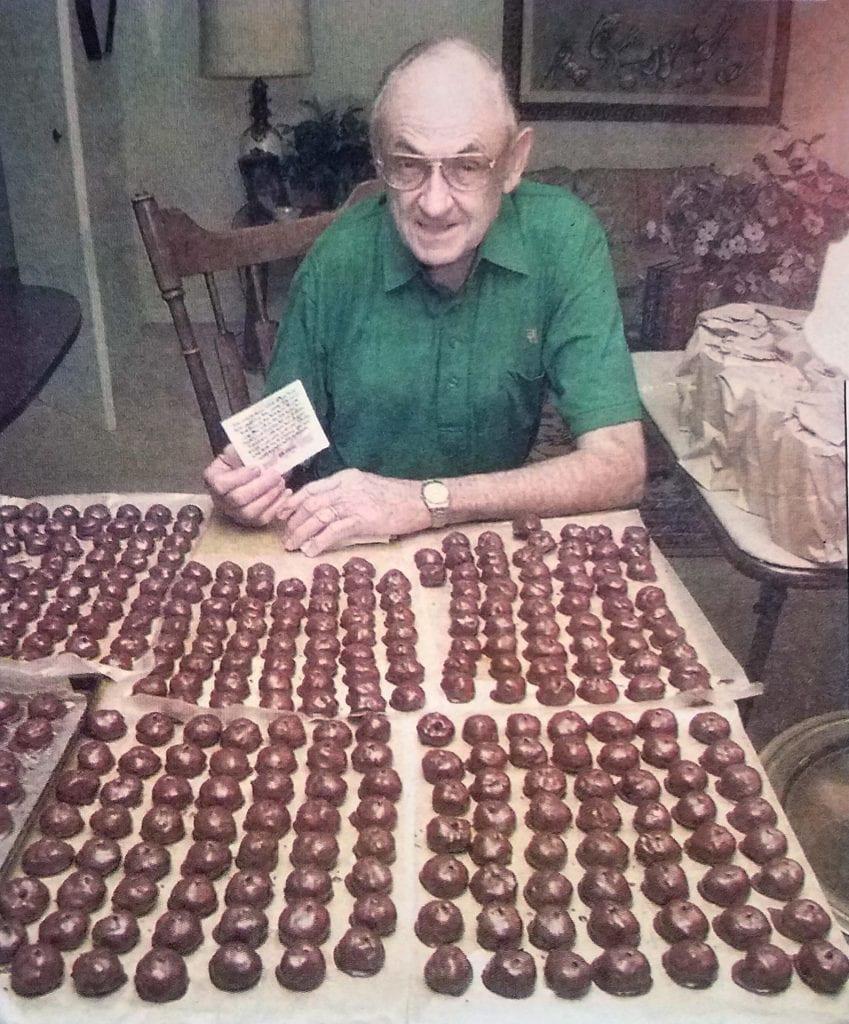 A sweet Baylor Christmas story