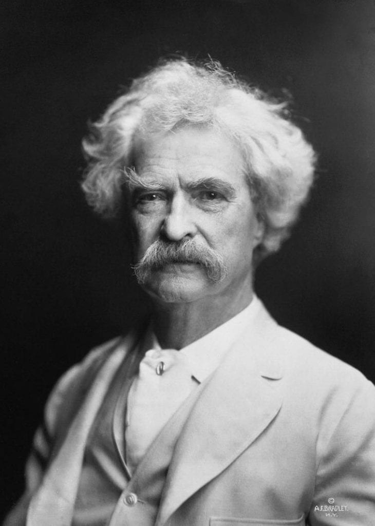 Mark Twain Journal offices are moving from Auburn to Baylor