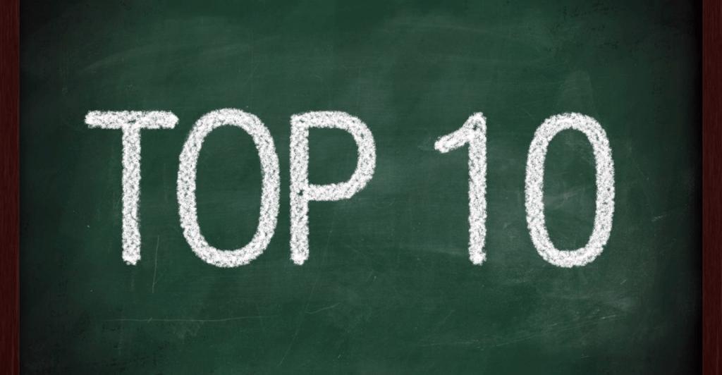 A Baylor Arts & Sciences Top 10 list for 2020-2021