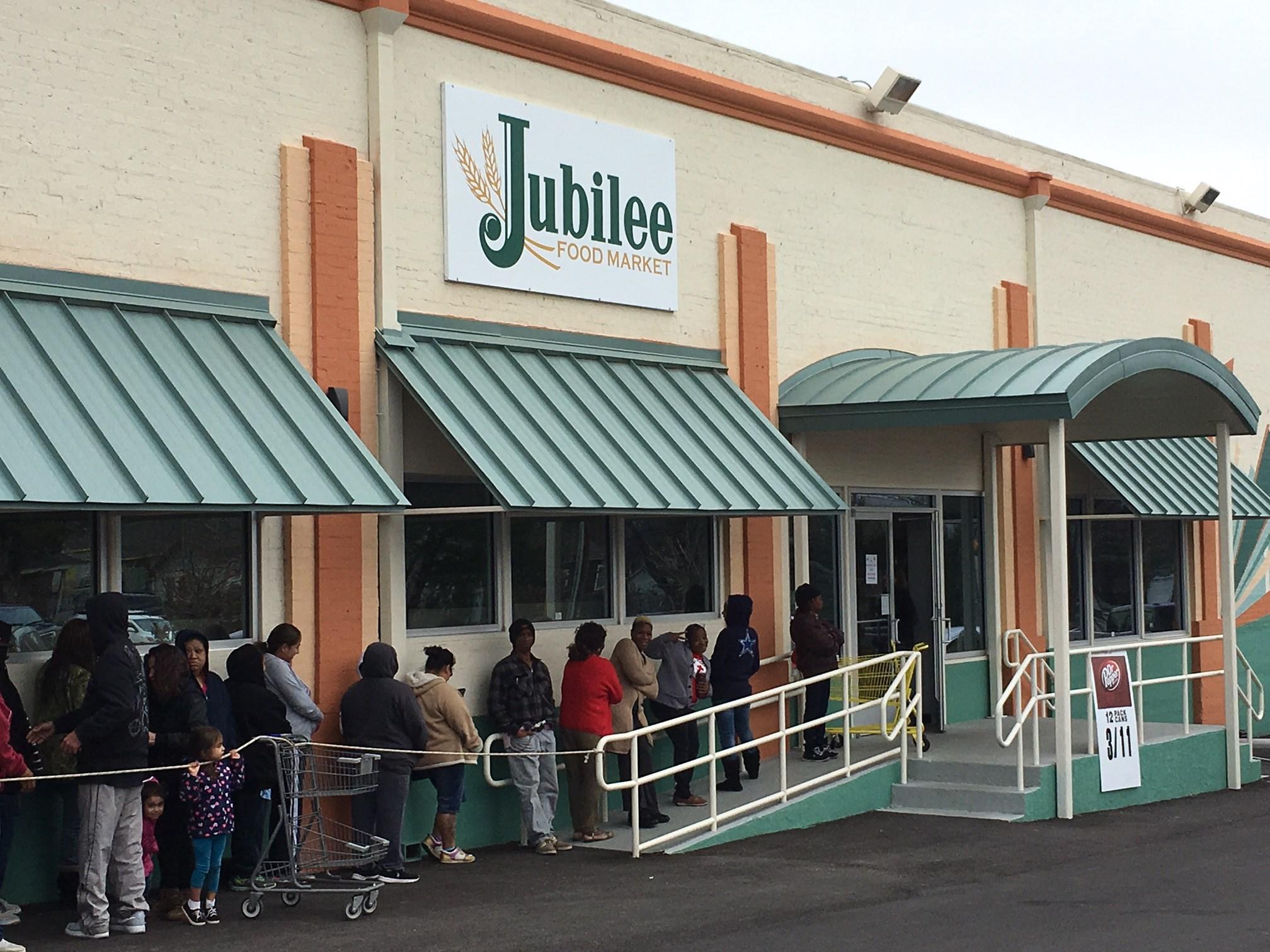 Jubilee Food Market Waco