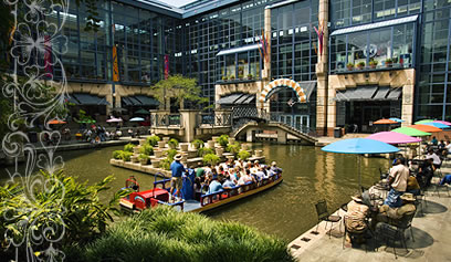San antonio texas are you there yet for Dining near at t center san antonio