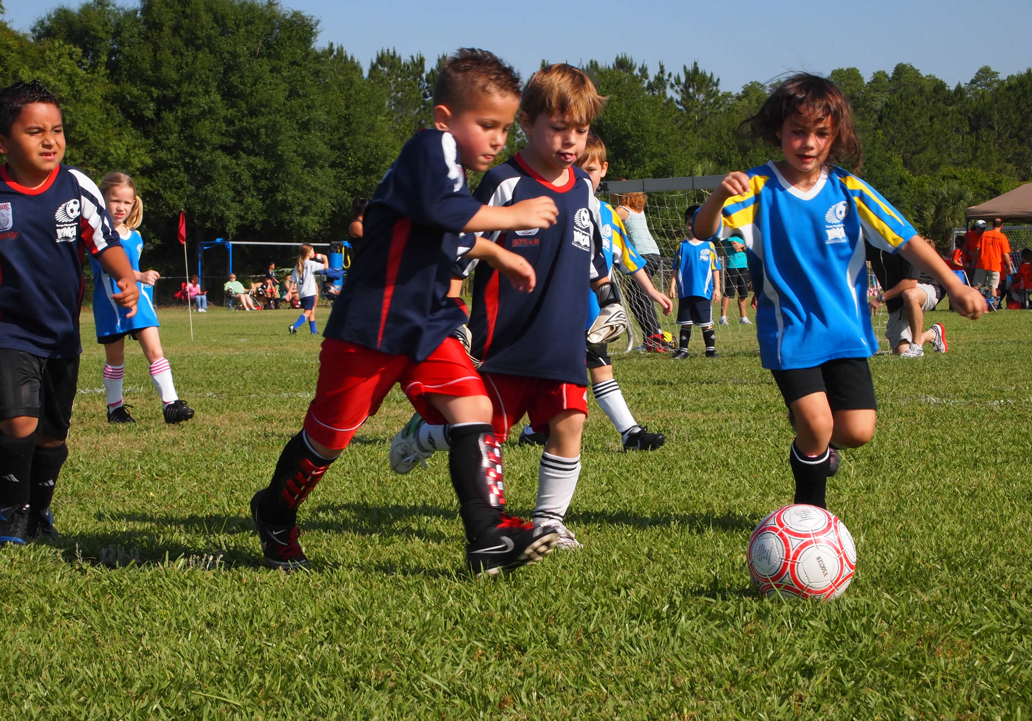 soccer club playing children sport sports play young hobby blogs hometown league academy