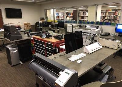 Education LRC Media Lab