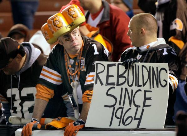 Image result for browns fan