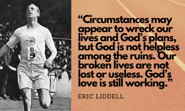 Let's Remember the Life-Changing Legacy of Eric Liddell