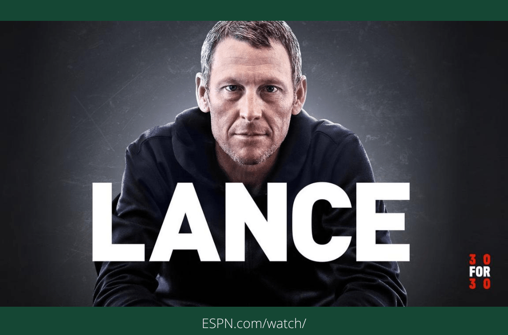 """The Vices and Virtues of Lance Armstrong: A """"20/20"""" Documentary of Who We Are"""