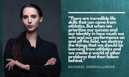 A Conversation with Rachael Denhollander on Sports, Theology, Justice, and Identity