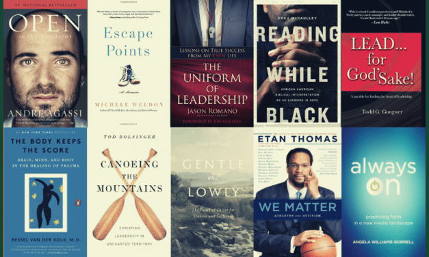 What Are Christians in Sports Reading? Book Recommendations from 2020