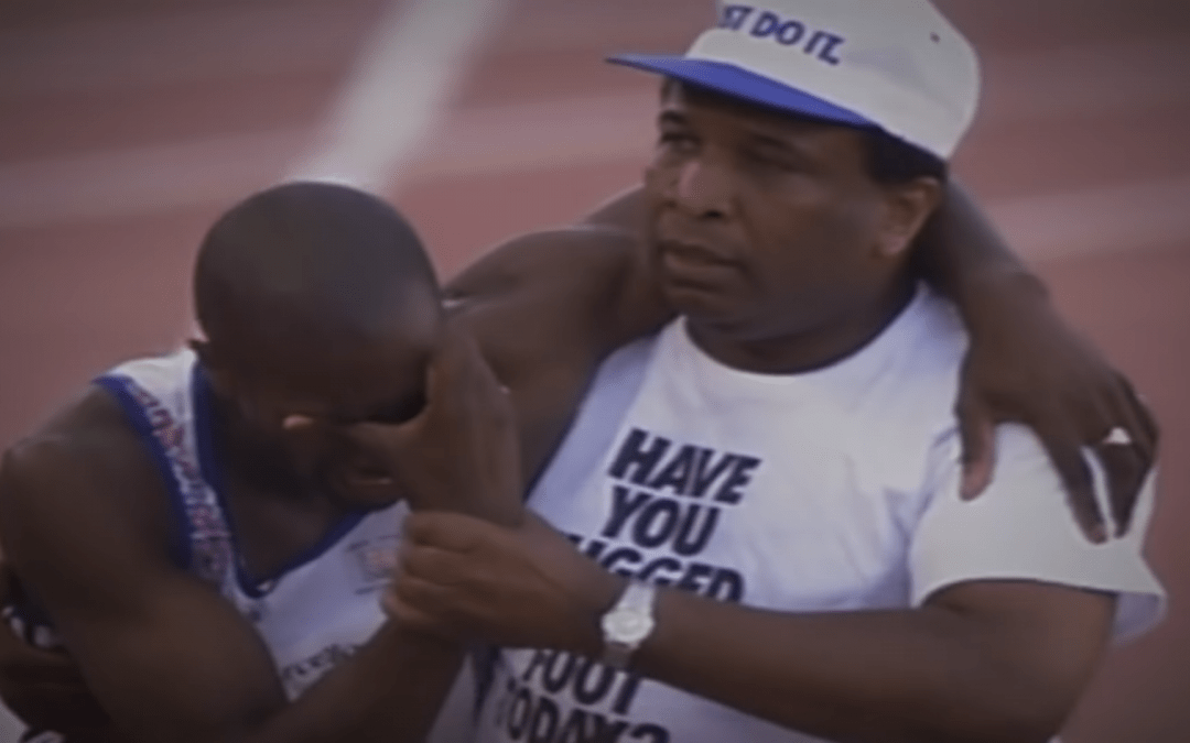 Father's Day Reflections on Derek Redmond's Redemptive Finish