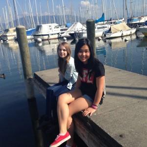 Versoix Lake