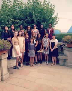 Our first house photo of the year- welcome to all the new and returning Old Portena girls!