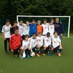 Meritas Boys Soccer Team 1
