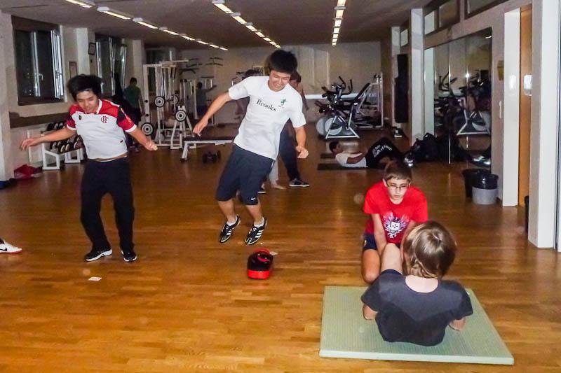 CdB gym