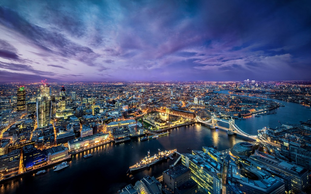 Night-London