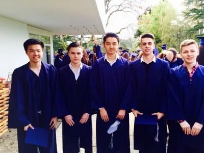 Graduation CDB