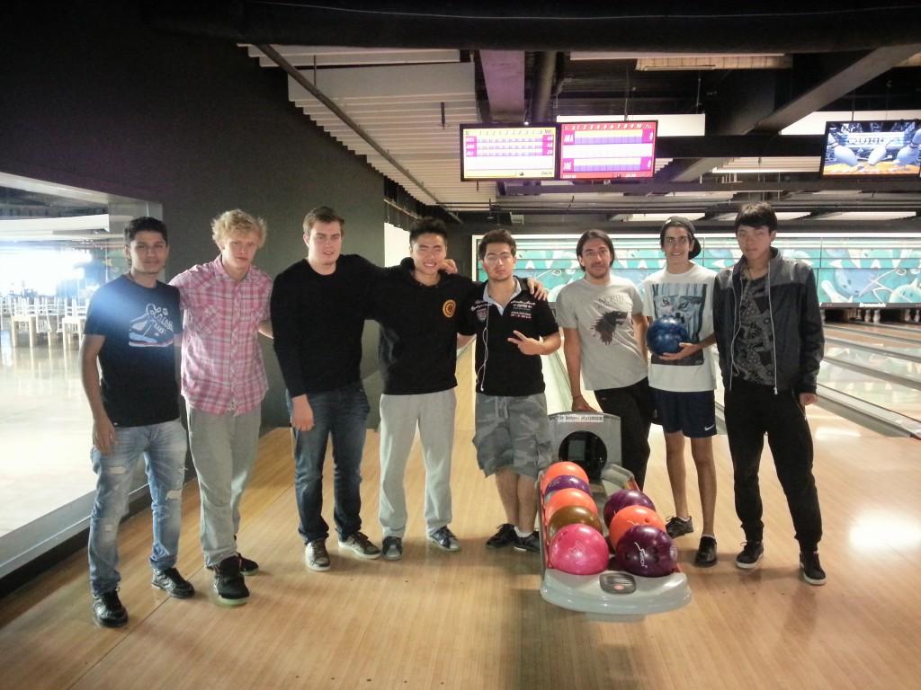 CDL bowling team :-)