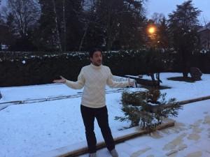 Snow in LD