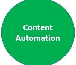 Content Automation