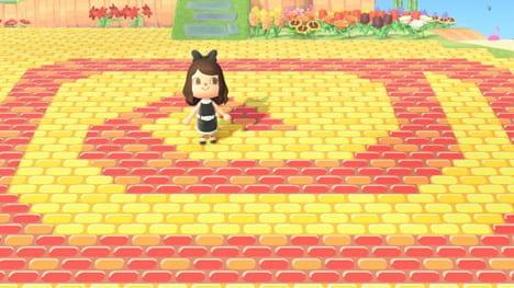 Screenshot of Animal Crossing: New Horizons