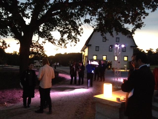 Opening Celebration for Eden Hall.
