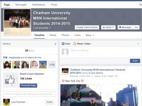 MSN Facebook