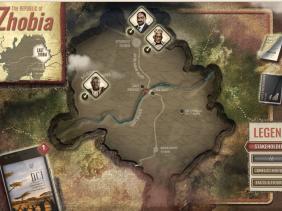 Zhobia map