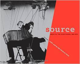 Cover: Source: Music of the Avant-garde, 1966-1973